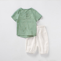 Children Pyjamas Baby Boys Clothing baby boy kid clothes Casual Fashion Kids Outfits For Boys Short Sleeve T Shirts Pants