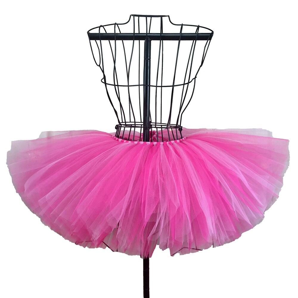 Röcke Vereinigt Heißer Rosa Kinder Mädchen Tutu Rock Flauschigen Tüll Röcke Für Mädchen Ballett Dance Pettiskirt Rock Der Kinder Geburtstag Party Baby Tutu Lange Lebensdauer
