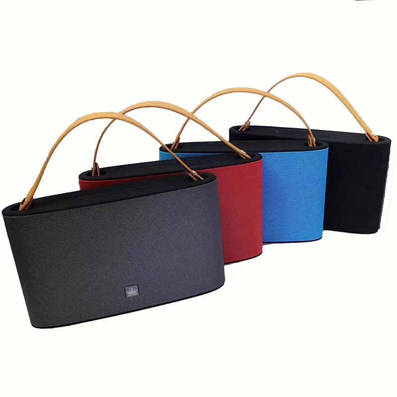 A8 Bluetooth Speaker Portable Speaker Wireless Soundbox Woofer Super Bass Support TF Card AUX Outdoor/Indoor For Phone Tablet PC