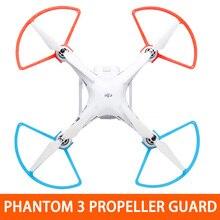 4 unids Propeller Guardia de Protección Protector para DJI Phantom 3 Quadcopter