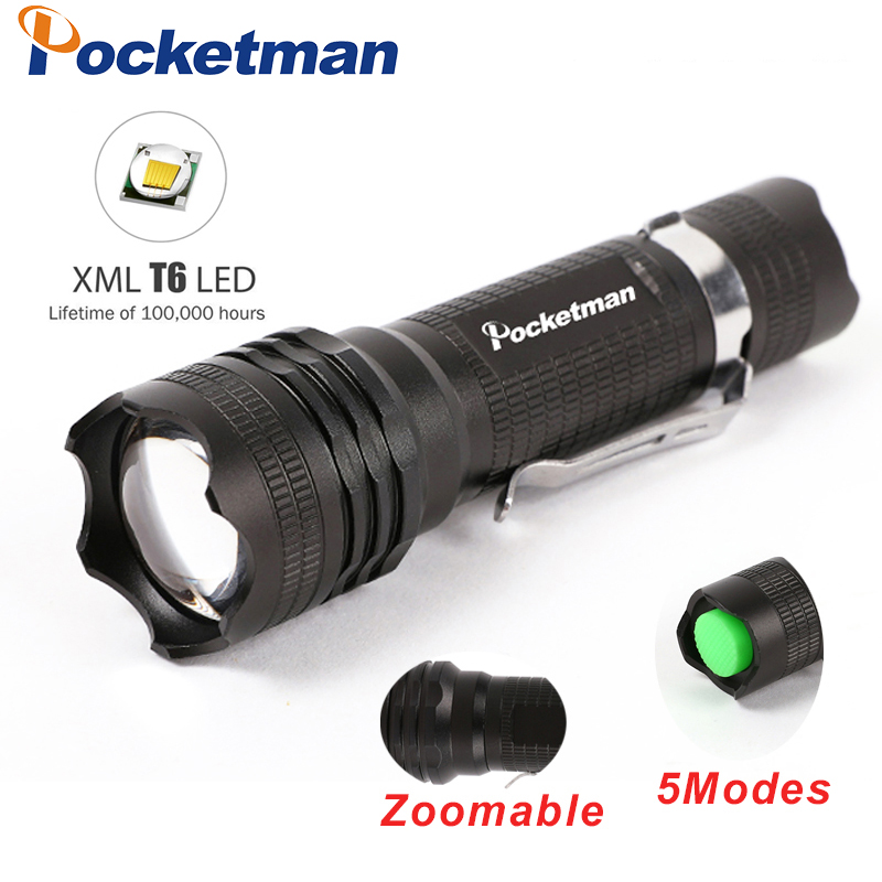 Brightest Tactical Flashlight, LED Nightlight Flashlight - Tactical torch High Powered, Zoomable for Emergency Camping Hiking 50