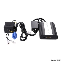 Handsfree Car Bluetooth Kits MP3 AUX Adapter Interface For Renault Megane Clio 828 Promotion