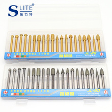 Slite Diamond Grinding Rod Brazing Electroplated  Furadeira Matkap Metal Bit Jig Kit System Drill