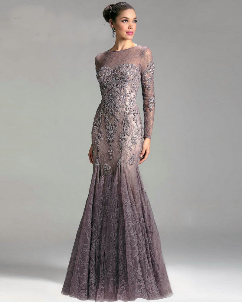 Mauve Prom Dresses – fashion dresses