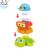 2017 Novo Brinquedo Do Banho Do Bebê Piscina Infantil Natação Brinquedos Animais empilhamento Jogo Crianças Crianças Banho Banheira Ferramenta de Pulverização de Água de Brinquedo presentes