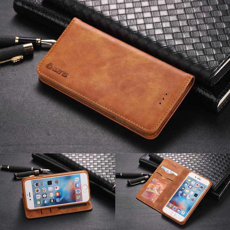 for iphone,6,6s,plus,6plus,6splus,phone,bag,case,cover,flip,magnetic,luxury(China)