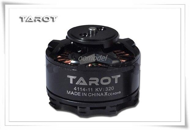 Tarot 320KV moteur Brushless TL100B08 multi-axes 4114 noir/Orange livraison gratuite