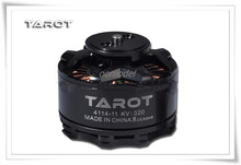 Tarot 320KV Motor Brushless TL100B08 01 Multi axis 4114 Black FreeTrack Shipping
