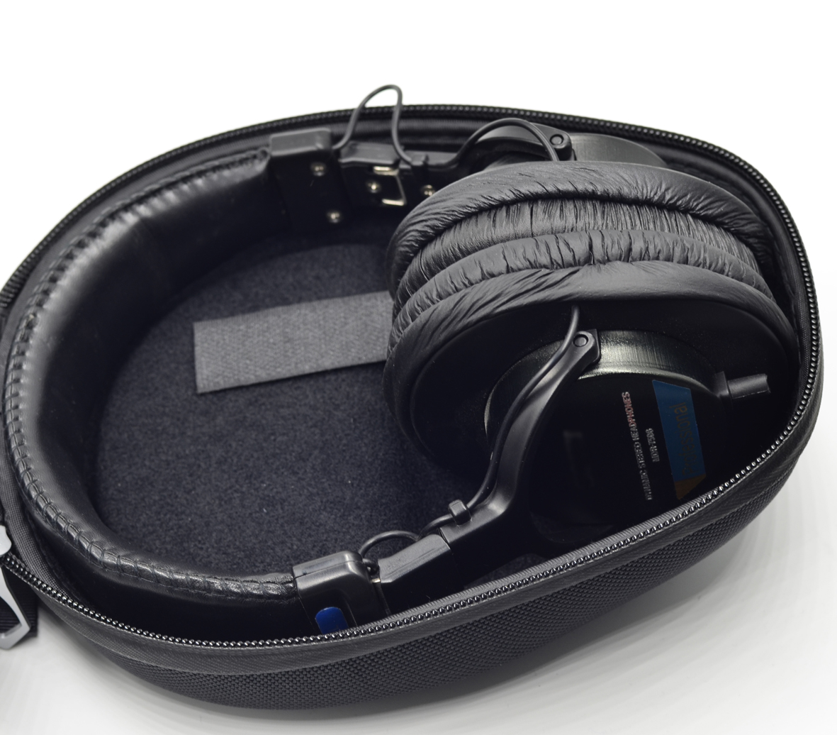 1 Pices Box Generic headphone case box for Pioneer hdj1000 1500 2000 in Earphone Accessories from Consumer Electronics
