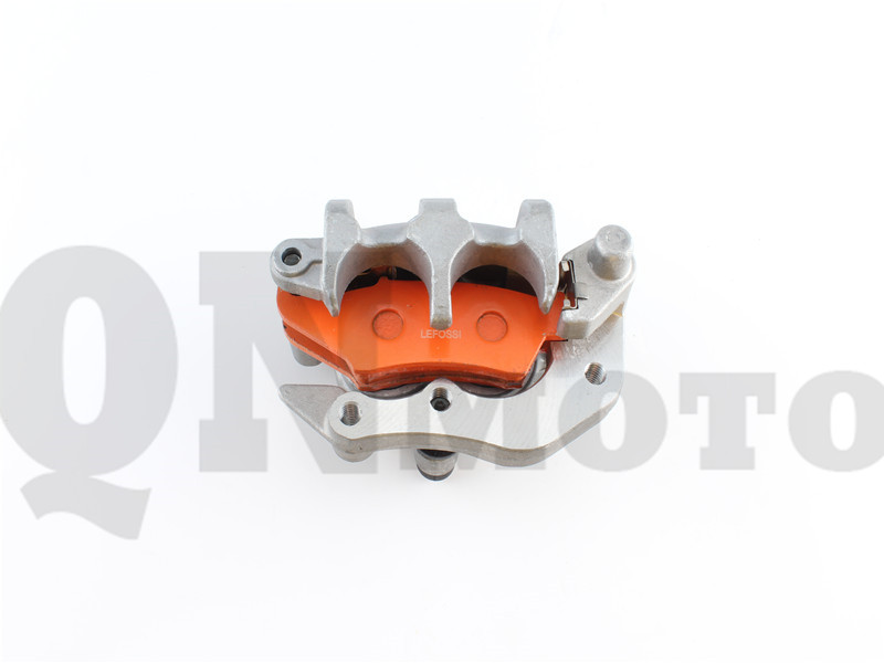 Forged Motorcycle Front Brake Caliper Brake P For H o n d a CR125/CR250 1995-2007 CRF250R 2004-2011 CRF450R 2002-2011 цены онлайн
