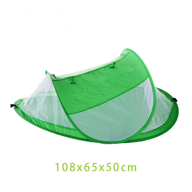 0 3Years automatical Portable Baby Bed Netting Fabric Foldable Baby Mosquito Tent Travel Infant Bed Net Instant Crib 9-in Baby Cribs from Mother u0026 Kids on ...  sc 1 st  AliExpress.com : tent netting fabric - memphite.com