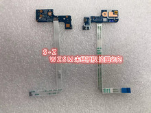 WZSM Оригинал для Lenovo G70-50 G70 G70-70 Z70-80 ZMUK плата питания переключатель кабеля Серии PN G70-80