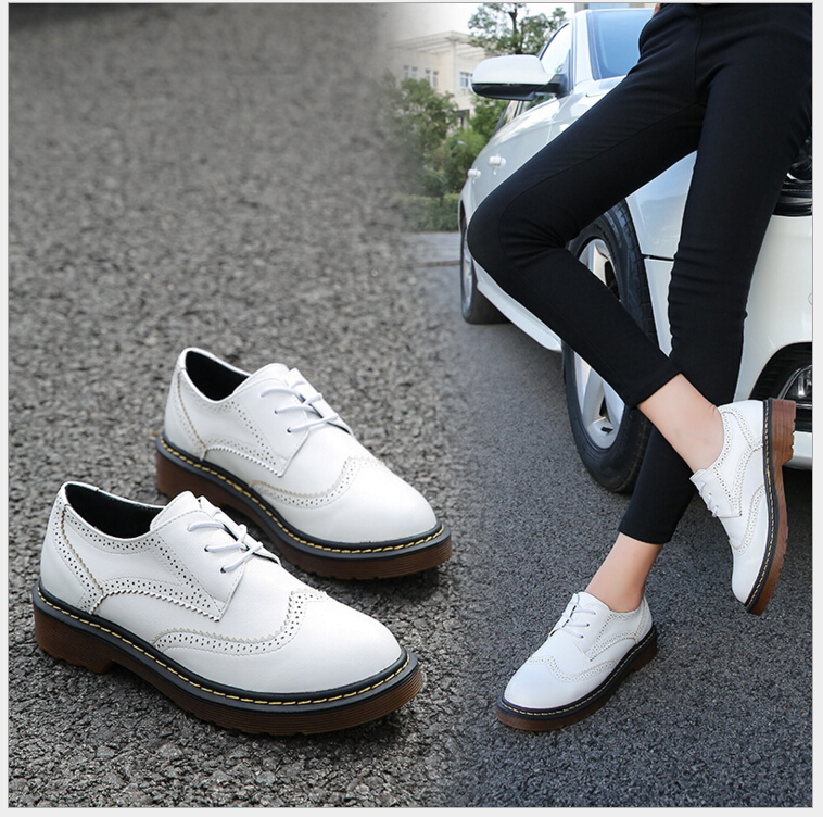 цены  FLAT Oxford shoes for women flats new autumn 2016 Fashion women shoes moccasins sapatos femininos sapatilhas zapatos mujer