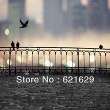 Romantic scene 8'x8′ CP Computer-painted Scenic Photography Background Photo Studio Backdrop DT-LP-0535