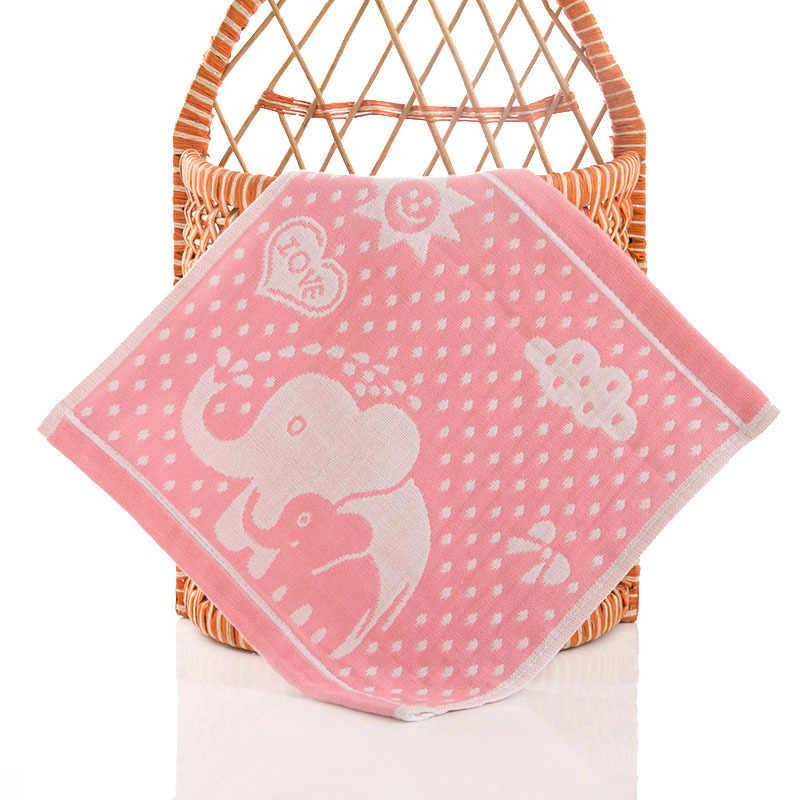 Детские нагрудники квадратной формы 27*27 см, Слюнявчики С Рисунком Слона, кошки, гриба, кролика, шарфы для малышей, Слюнявчики, полотенца