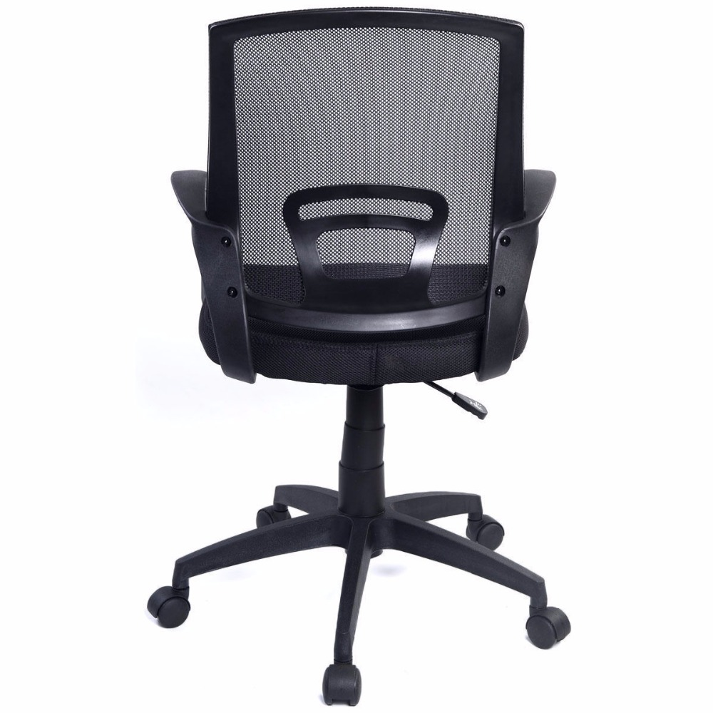 sets of 2 ergonomic mesh computer office chair desk task midback