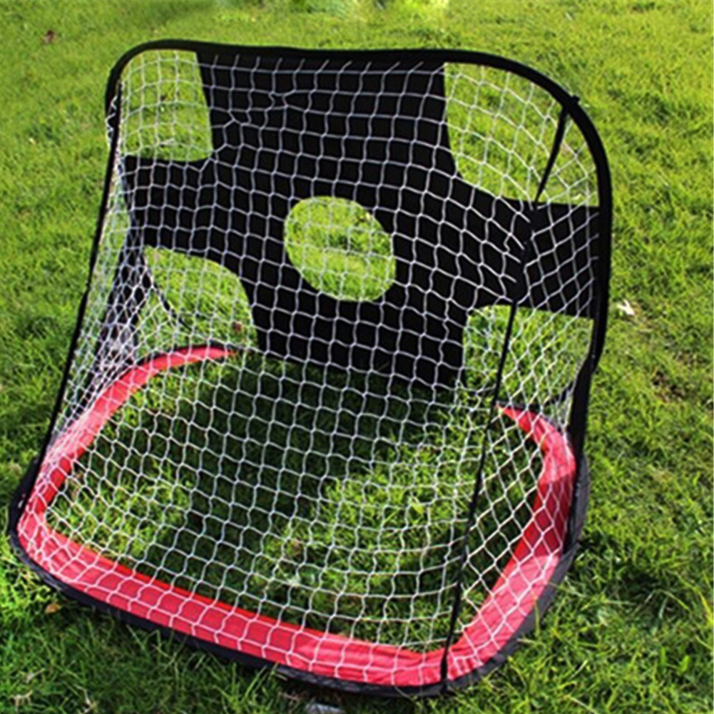 Kids Pop-Up Football / Soccer Toy Gate Boys 210D Oxford Generic Gate Football Soccer Goals Pop Up Net Tent Kids Outdoor Play Toy