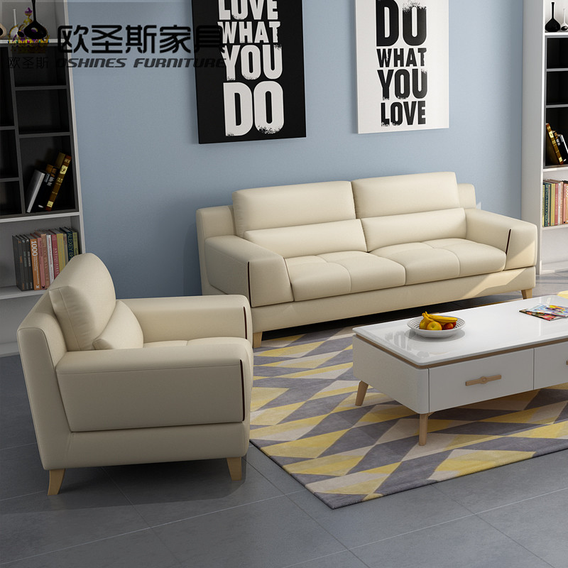 2017 New Coming North European Style Simple Deisign Livingroom Furniture Chesterfield Leather Sofa Sets With High Wood Legs 667a In Living Room Sofas From