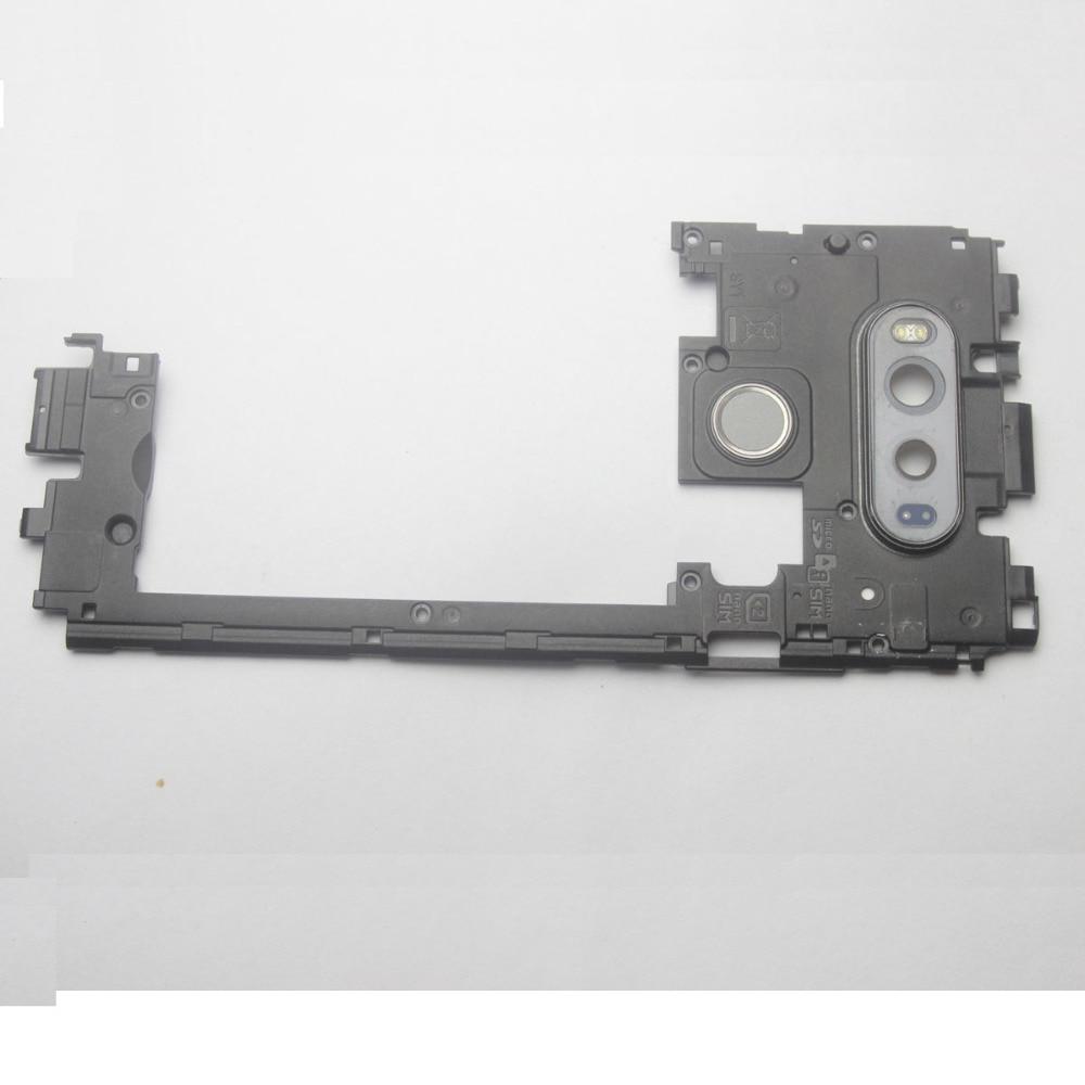 Housing Back Panel Rear Camera Lens Cover Flex For  LG V20 H990 (dual Card)
