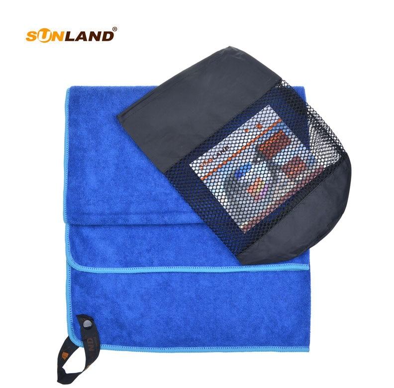 80cmx150cm Microfiber Ultra Absorbent për tharjen e - Tekstil për shtëpi - Foto 1