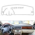 Dongzhen Fit For VW Passat 2009-2011 Auto Car Dashboard Cover Avoid Light Pad Instrument Platform Dash Board Cover Mat