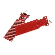 Eletrônica inteligente 10 x Nível de Água Da Chuva Módulo Sensor de Detecção de Profundidade Altura da Superfície do Líquido T1592 P para arduino DIY Kit