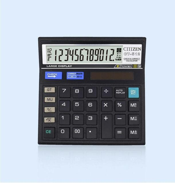 Kancelárska kalkulačka Algebro