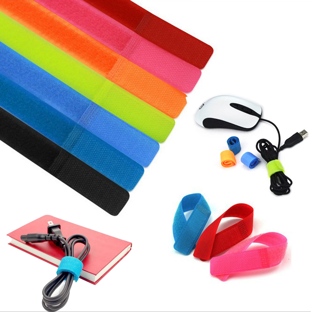 New Mouse Cable Holder High Quality Mouse Bungee Cord Clip Wire Organizer Flexible For Mice Perfect Playing Game CS CF LOL