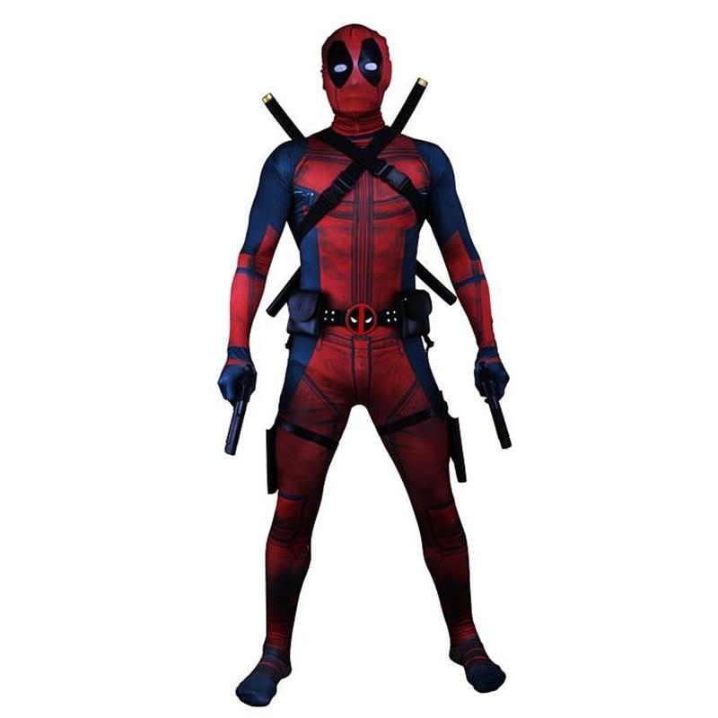 Compra deadpool movie suit y disfruta del envío gratuito en ...