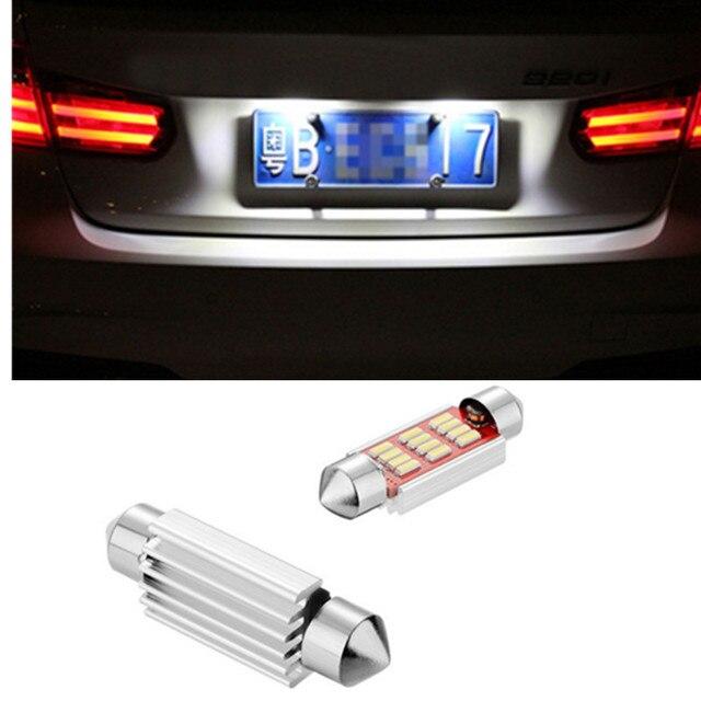 2pcs Canbus LED Parking License Plate Lights 36MM C5W For AUDI A2 A3 8L 8P A4  sc 1 st  AliExpress.com & 2pcs Canbus LED Parking License Plate Lights 36MM C5W For AUDI A2 A3 ...