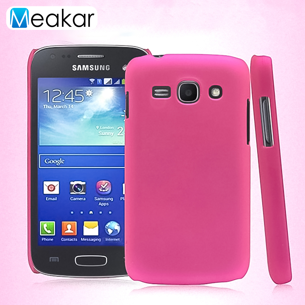 Colorful Plastic 4.0For Samsung Galaxy Ace 3 Case For Samsung Galaxy Ace 3 III S7270 S7272 S7275
