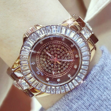 Watch Women Luxury Brand Diamond Watch Reloj Mujer Marcas Famosas De Lujo 2019 Hot Sale Ladies Watch Montre Femme Zegarek Damski