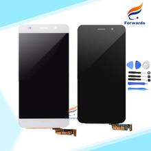Совершенно новая замена для Huawei Y6 ЖК-Экран с Сенсорной Дигитайзер + Инструменты Ассамблея Черный & Белый 1 шт. бесплатная доставка