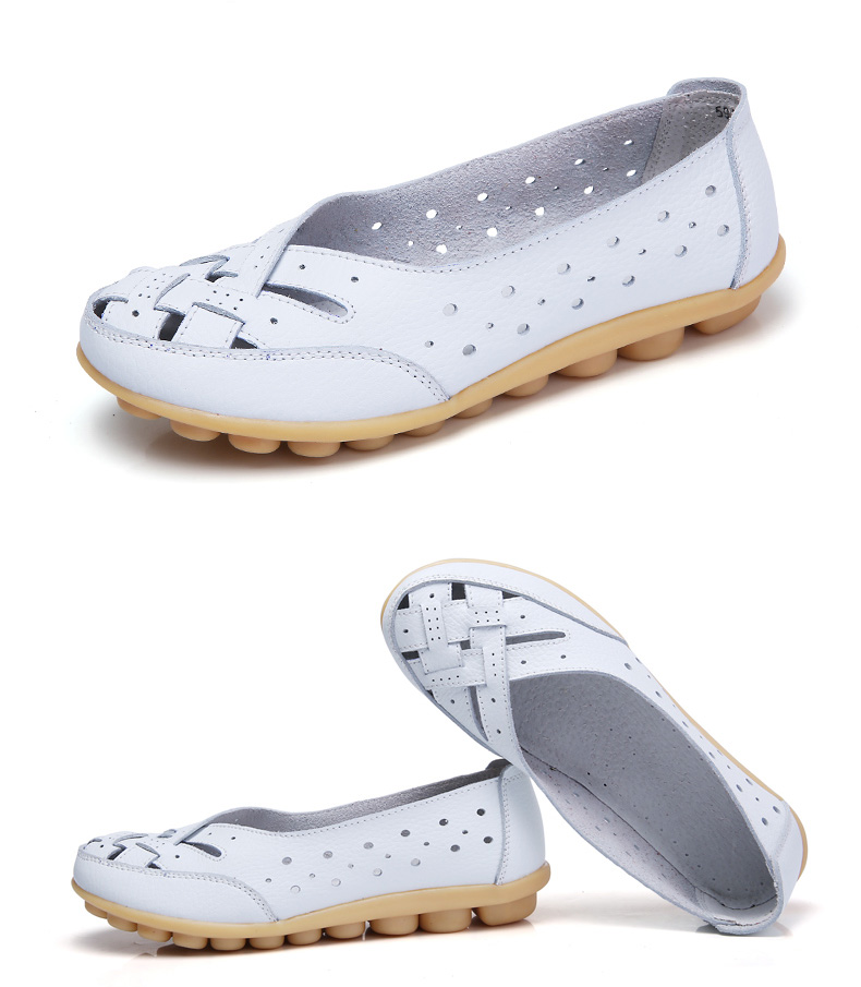 AH1165 (23) Women's Loafers Shoes