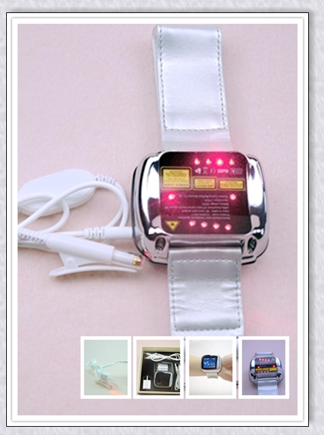 Physiotherapy 650nm laser light /wrist Diode low level laser therapy LLLT for hypertension treatment CE купить