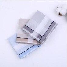 12Pcs Mens Zakdoeken 100% Katoen Vierkante Super Zachte Wasbare Hanky Borst Handdoek Pocket Vierkante 43X43Cm