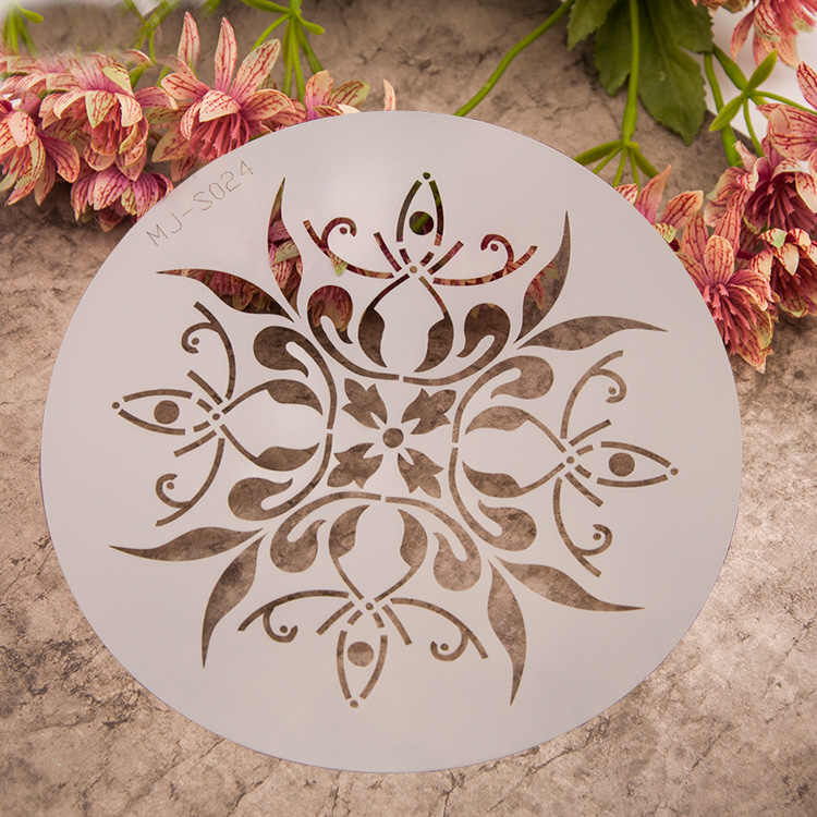 Buy Stencils For Fabric Painting