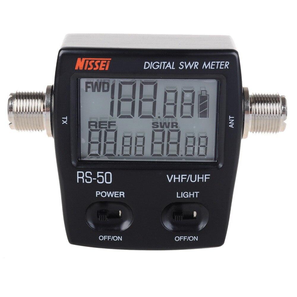 Digital Swr Meter : Yidato for nissei rs digital swr watt meter power