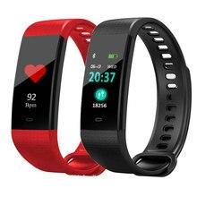 Smart Wristband Tonometer Blood Pressure Pulse Monitors Pulsometer Heart Rate Monitoring Wrist Watch Bracelet