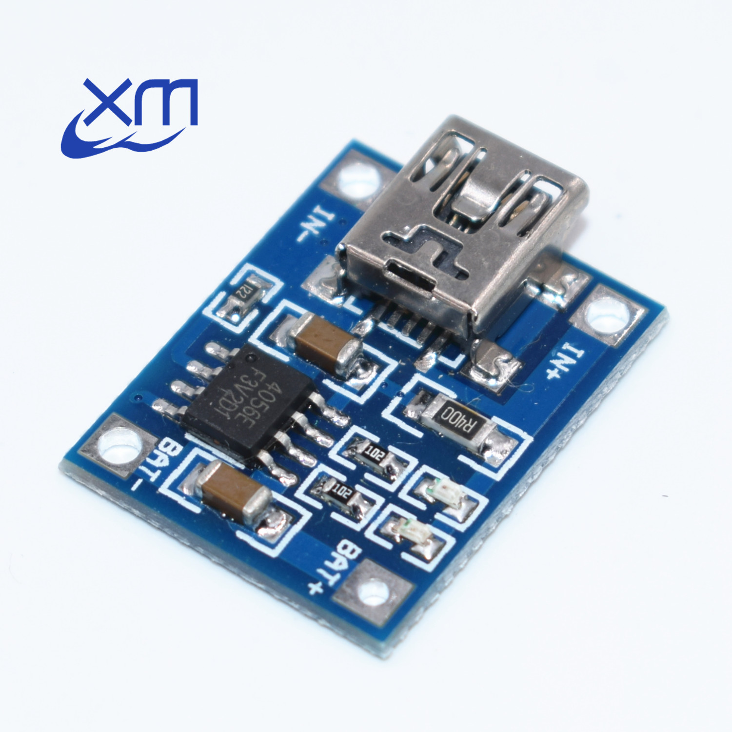 Mini USB Port 5V 1A Lithium Battery TP4056 Charging Module Charger Board Arduino