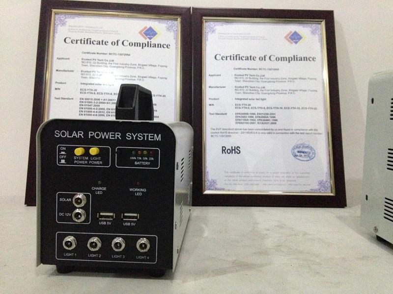 factory produce 10W solar power box / cabinet box / solar energy ...