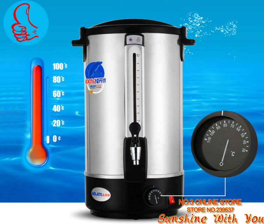 DHL ship hot sell 30l 35l 220v double layer stainless steel water ...