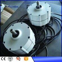 1065a01fc20 ¡800 w pmg Gerador De Energia caliente vender! De baja Rpm 800 w 24 v 48 v  imán permanente generador de energía de CA de energía.