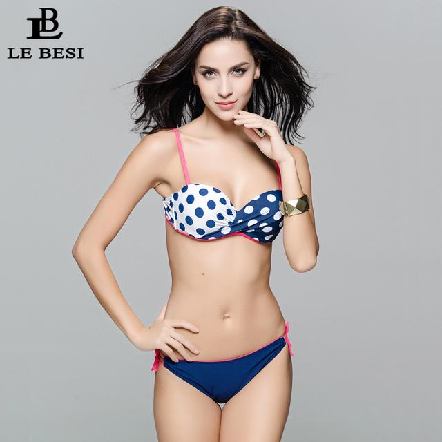 LE BESI Bikini Sexy Beach Swimwear