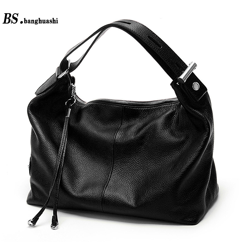 ФОТО Simple and lightweight 2017 new solid color leather handbags casual shoulder bag famous designer high-end design products