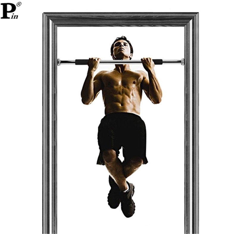 Horizontal Bar Indoor Gym Fitness Home Door Exercise Training Equipment Workout Adjustable Pull Up Chin In Bars From Sports