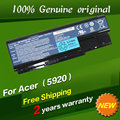 JIGU Бесплатная доставка в Исходном Аккумулятор Для ноутбука ACER ASPIRE 5720 5720G 5720Z 5720ZG 5730Z 5730ZG 5735 5735Z 5739 Г 5910 Г 5920
