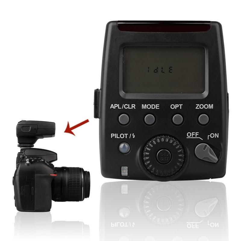 MEKE Meike MK GT600 2.4G 무선 1 / 8000s HSS TTL 플래시 트리거, Nikon D7100 D7000 D5100 D5000 D5200 D90 D70