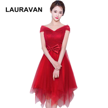 real photos formal robe de soiree sexy 2018 woman elegant bridesmaid girl  princess party tulle ball 114a8b171eb3