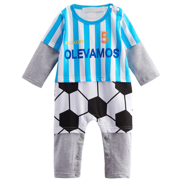 f77609d60b5d Забавный костюм на Хеллоуин для маленьких мальчиков, бейсбольная  баскетбольная Футбольная форма, спортивная одежда,